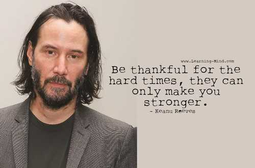 Keanu Reeves Quotes That Convey Powerful Messages
