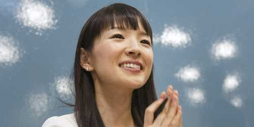Marie Kondo's Best Advice for Turning Your Home Into a Workspace Without Losing Your Mind