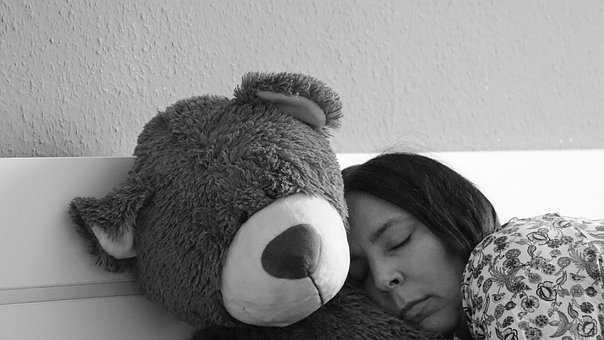 Slow-wave sleep (deep sleep) – SWS