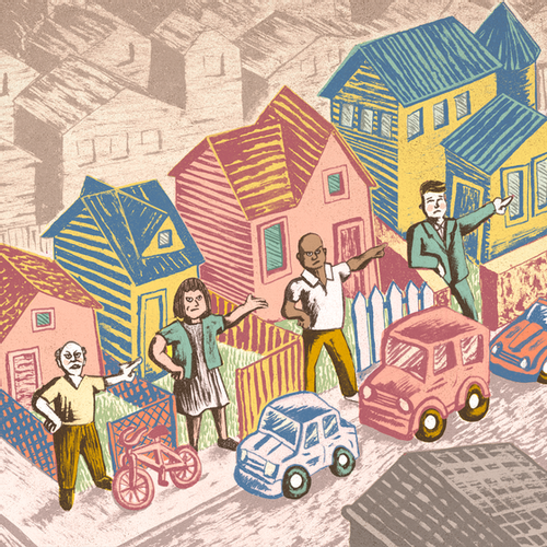 No Matter What We Earn, We Believe Our Richer Neighbors Have More to Give