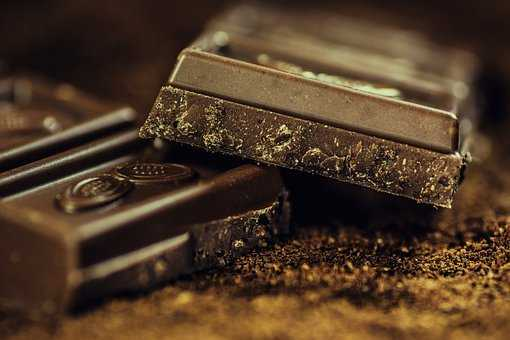 Too much chocolate is bad for you