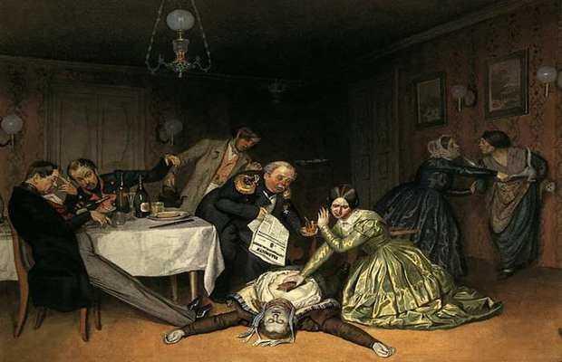 The Third Cholera Pandemic (1852-1860)