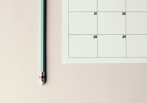 How a Productivity Purge Can Help You Build an Efficient Daily Schedule