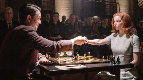 In 'The Queen's Gambit' and beyond, chess holds up a mirror to life