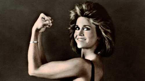 Home workouts as essential viewing: Jane Fonda to Joe Wicks