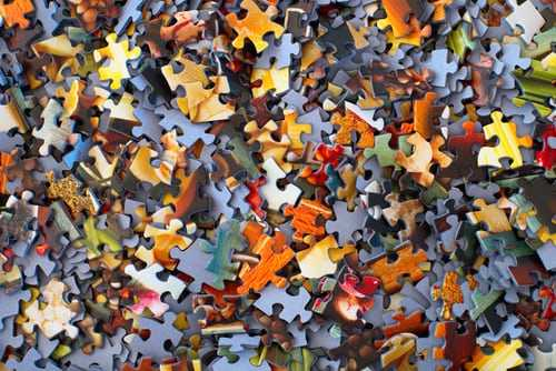 Puzzles and Cognitive Abilities