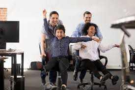 Break away from job titles