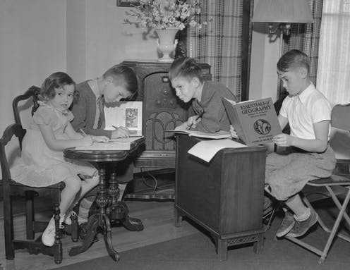 Remote learning isn't new: Radio instruction in the 1937 polio epidemic