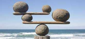Finding a sense of balance