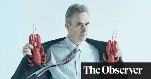 Jordan Peterson: 'The pursuit of happiness is a pointless goal'