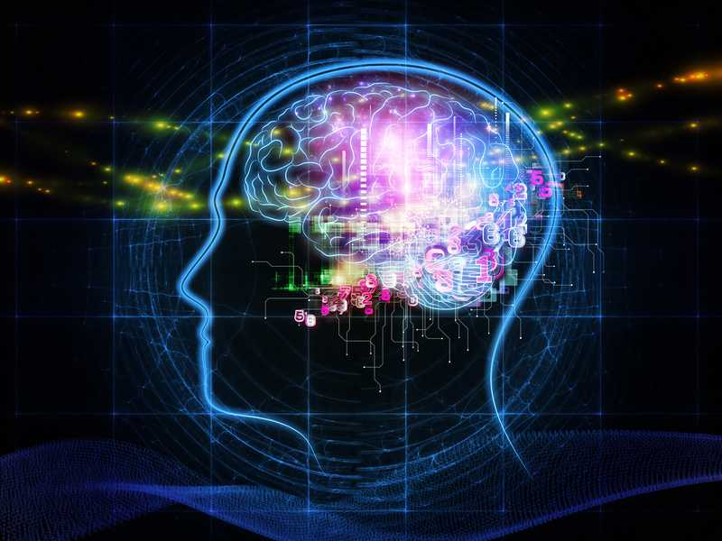 Difficult work and brain health