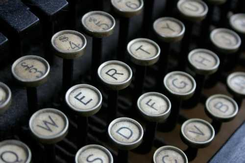 The QWERTY Effect: How Typing May Shape the Meaning of Words