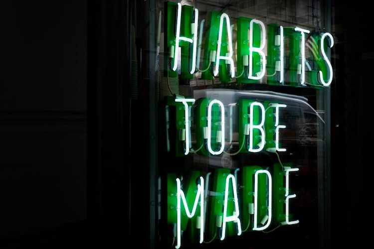 Habits: Start Small