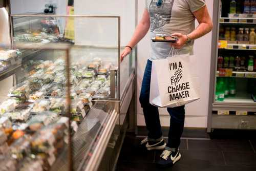 People who try to be environmentally-friendly by buying less stuff are happier, study claims
