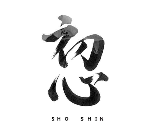 Shoshin: The beginner's mind