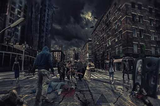 Zombies Gaining Popularity