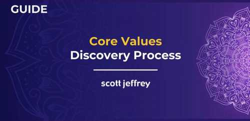 7 Steps to Discovering Your Personal Core Values