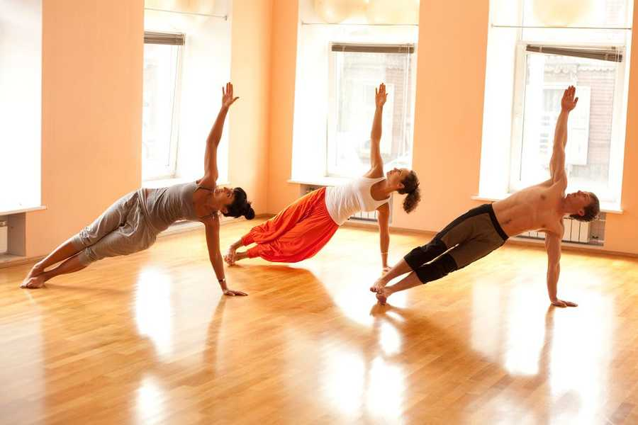 Yoga as a form of exercise