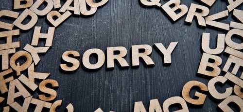 The Art of Saying Sorry: How to Make Your Apology as Effective as Possible
