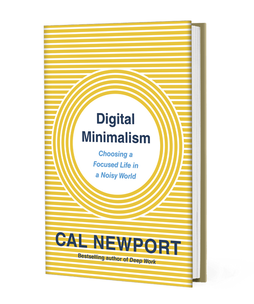 Digital Minimalism | Scott H Young