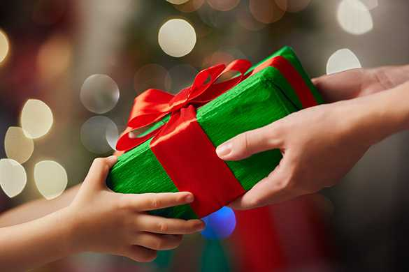 Christmas Gifting To Children: The Tradition