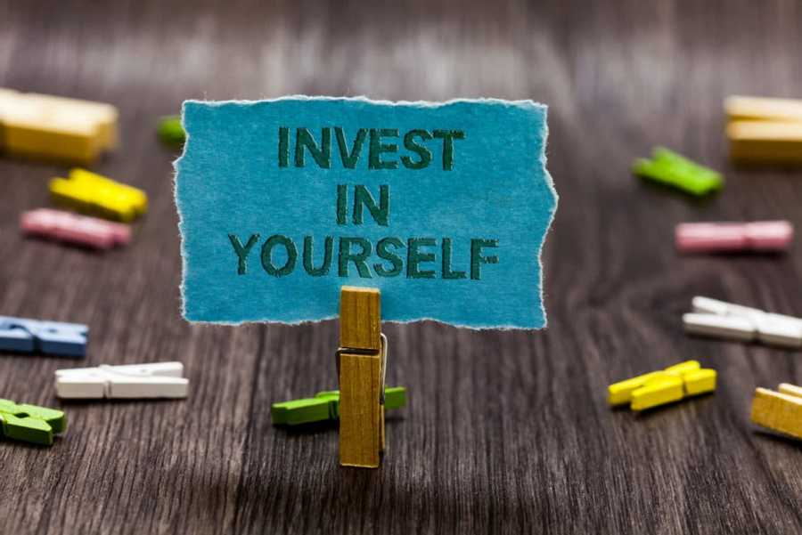 How you can invest in yourself