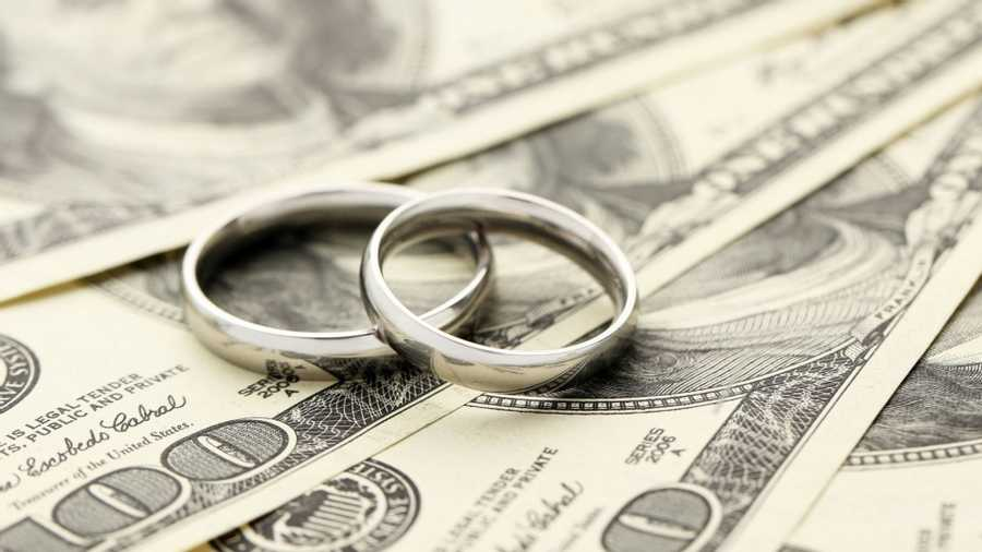 Financial Tensions In A Relationship