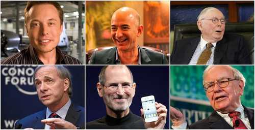 7 Things That Self-Made Billionaires Do Differently