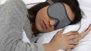 Get a good night's sleep: