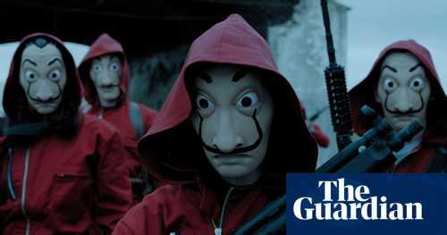 'It's pure rock'n'roll': how Money Heist became Netflix's biggest global hit