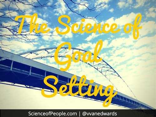 Goal Setting: 5 Science Backed Steps to Setting and Achieving Your Goals