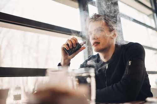 Why concerns of a teenage vaping epidemic may be overblown