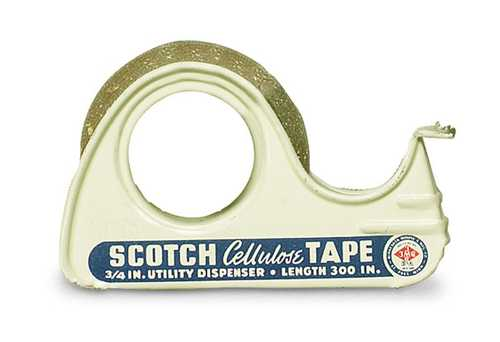 How the Invention of Scotch Tape Led to a Revolution in How Companies Managed Employees