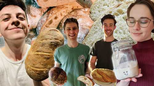 Every 20-Something Is Now Obsessed with Making Bread