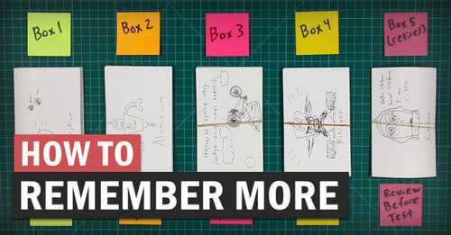 How to Remember More of What You Learn with Spaced Repetition