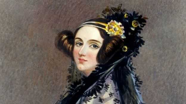 Ada Lovelace - Mathematician (1815 - 1852)