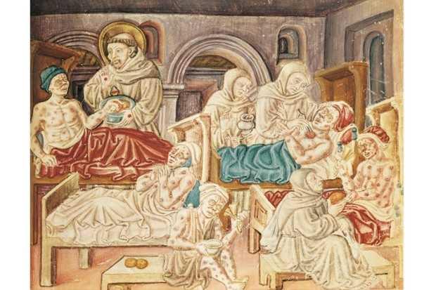11th Century: Leprosy