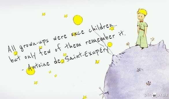 We were all children