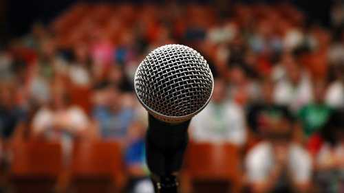 If You Get Nervous About Public Speaking, Read These 3 Big Tips