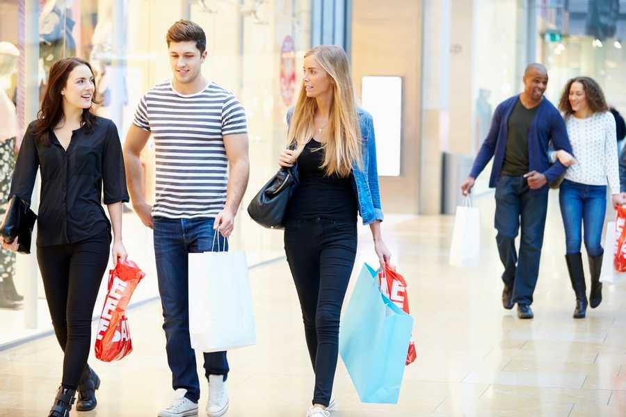 Shopping as a bonding activity