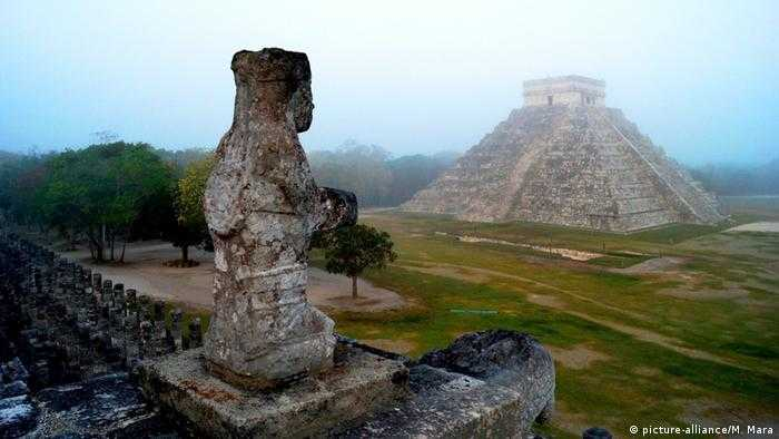 Chichen Itza:  one of the greatest Mayan centers