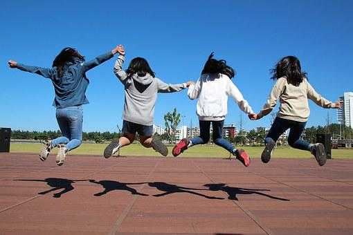 Running helps young people sleep