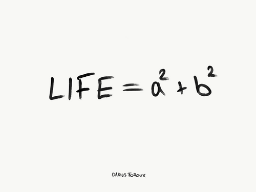 Life Is Math-Not Magic - Darius Foroux