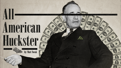 The Untold Story of Napoleon Hill, the Greatest Self-Help Scammer of All Time