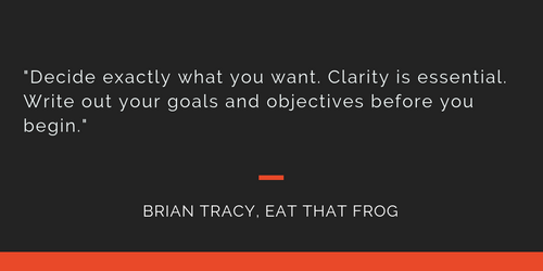 Eat That Frog: A Practical Approach to Reaching Your Goals